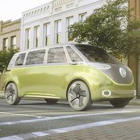 Volkswagen confirma la producción de la futura Transporter eléctrica inspirada en el I.D. BUZZ