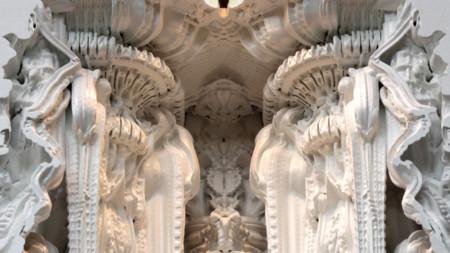 Digital Grotesque, la impresión 3D llega a la arquitectura