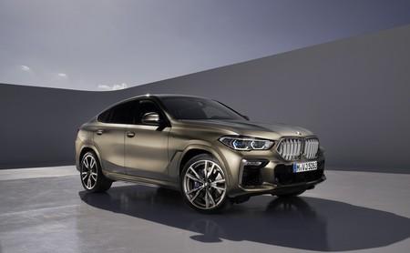 BMW X6 2020, la tercera generación del que inventó los SUV coupé