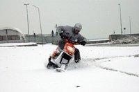 Slidescooters, para divertirse por la nieve