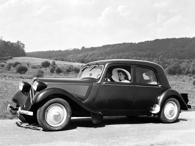 Citroen Traction Avant 11cv Berline