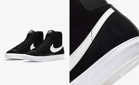 Nike Blazer Mid 77 Negras