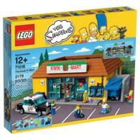 LEGO pone a la venta el badulaque de 'Los Simpson'
