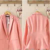 En Aliexpress tienes esta blazer en varios colores por 4,43 euros y envío gratis