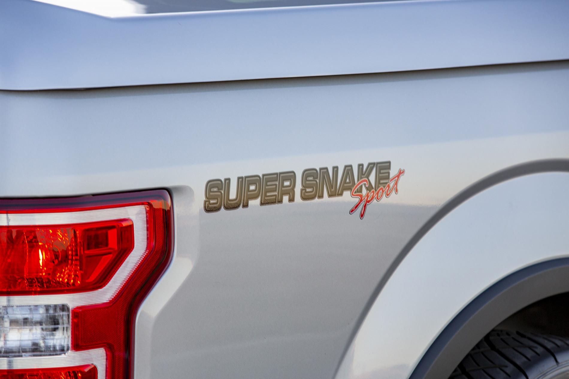 Foto de Shelby F-150 Super Snake Sport 2020 (30/31)