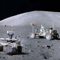 En el año 2019 habrá una red de telefonía móvil más allá de la Tierra: en la Luna