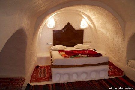 Hotel diar el berber - dormitorio