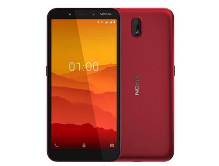 Nokia C1: la antigua línea de Nokia vuelve convertida en un Android Go con conectividad 3G