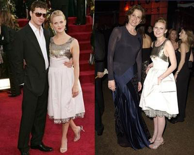 Reese Witherspoon Kirsten Dunst