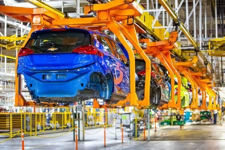 General Motors podría comenzar a producir vehículos eléctricos en México en un par de años más