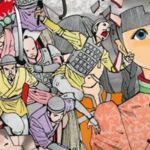 'La formidable invasión mongola', de Shintaro Kago: oda a la deshumanización