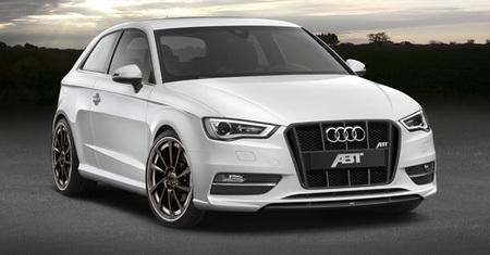 ABT se atreve con el nuevo Audi A3