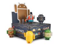 Así son las nuevas figuras Android Mini Collectible Series 04. A la venta el 29 de noviembre