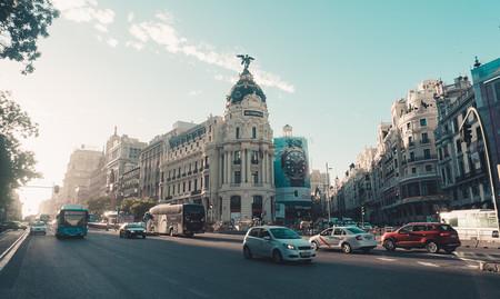 Se mantiene el límite de velocidad a 70 km/h en la M-30 de Madrid para este viernes por alta contaminación
