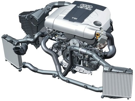 Audi 3.0 TDI