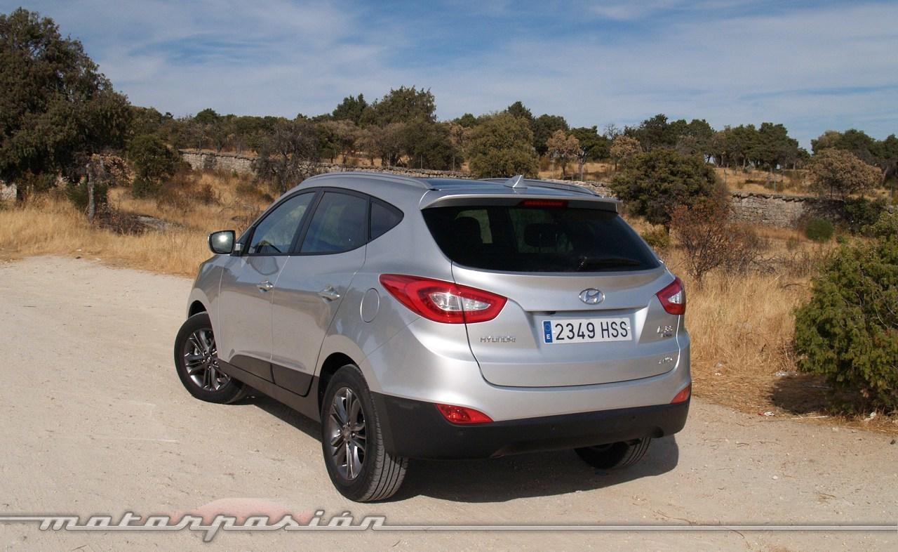 Foto de Hyundai ix35  (miniprueba en Madrid) (3/23)
