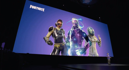 Galaxy Skin Fortnite