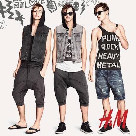 Coachella inspira una nueva colección de H&M