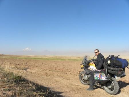Ararat Iran Side