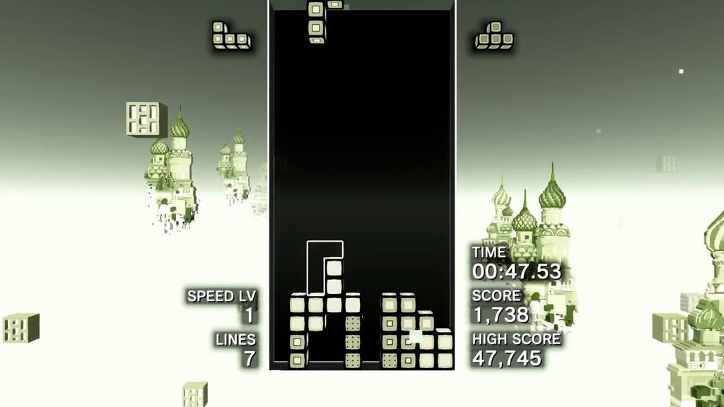 Tetris Effect incluye un nivel secreto inspirado en la versión de Game Boy. Así lo puedes desbloquear