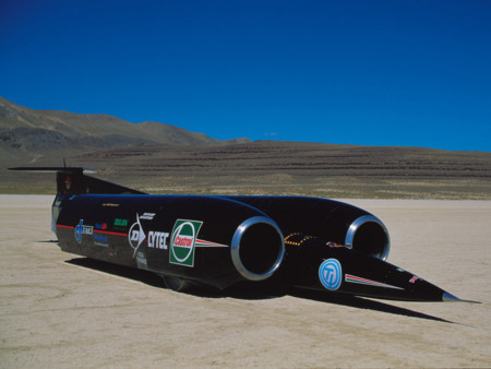 Prochie Thrust Ssc 1