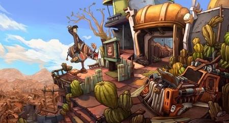 FX Interactive regala La Fuga de Deponia con sus juegos FX Premium