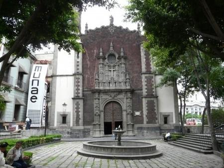 plaza de Santa Veracruz