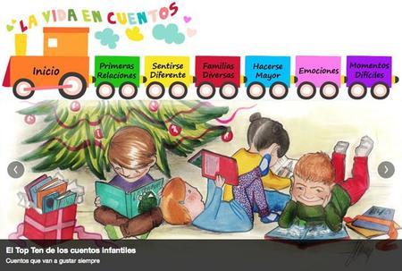 La Vida en Cuentos: clasificación de cuentos infantiles sobre situaciones cotidianas
