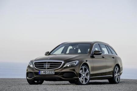 Mercedes-Benz Clase C Estate 2014