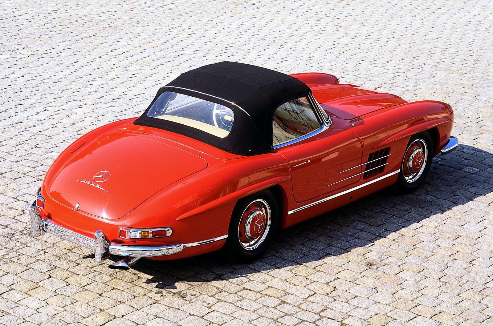 Foto de Mercedes 300 SL Roadster (60 aniversario) (18/21)