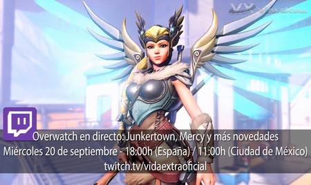 Streaming de Overwatch con todas las novedades a las 18:00h  (las 11:00h en Ciudad de México) [finalizado]