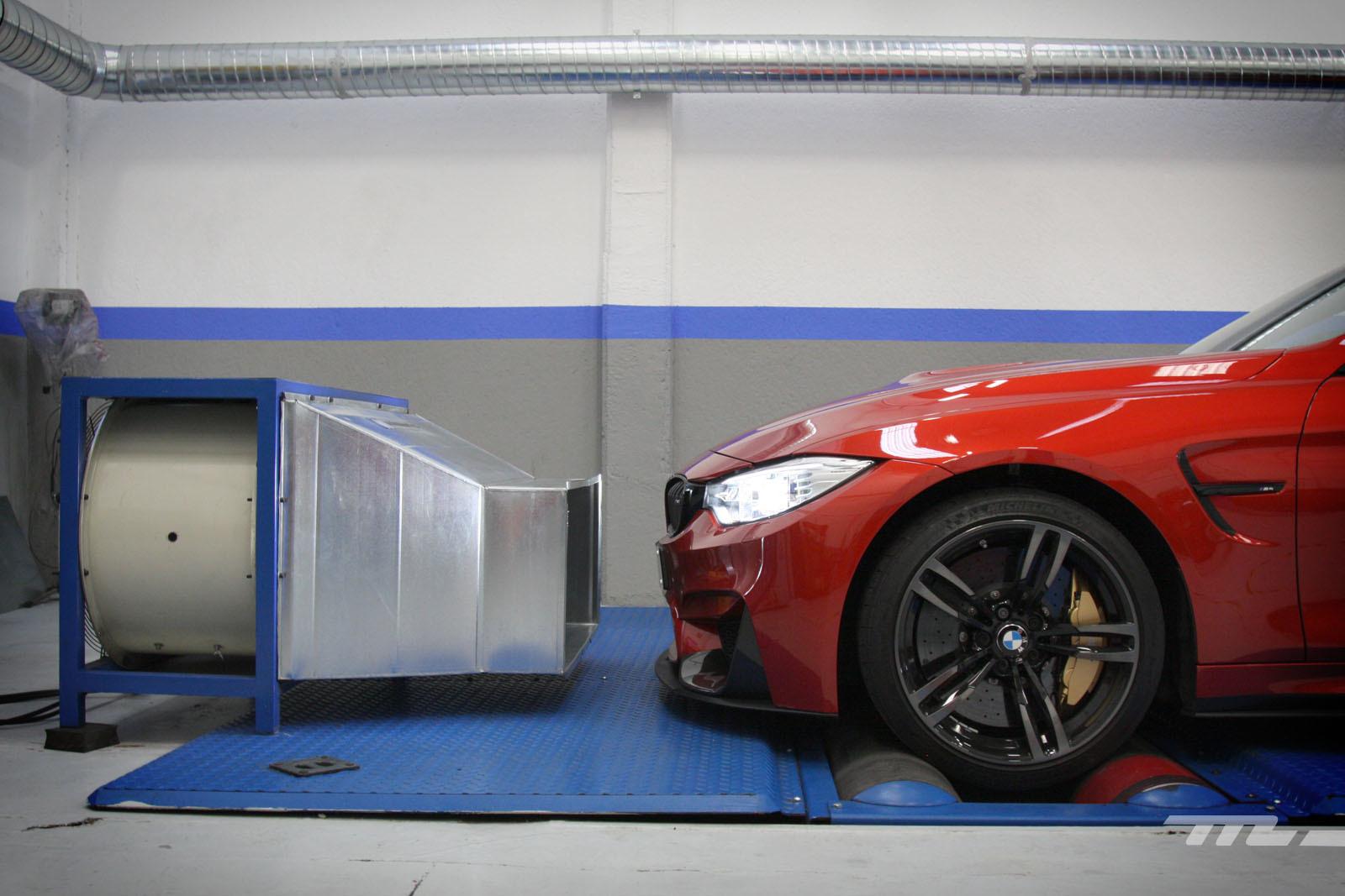 Foto de BMW M4 Performance (prueba en banco de potencia) (40/40)