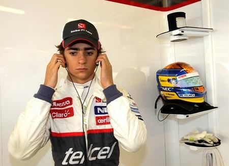 Sauber confirma a Esteban Gutiérrez como titular para 2013. Robin Frijns será tercer piloto