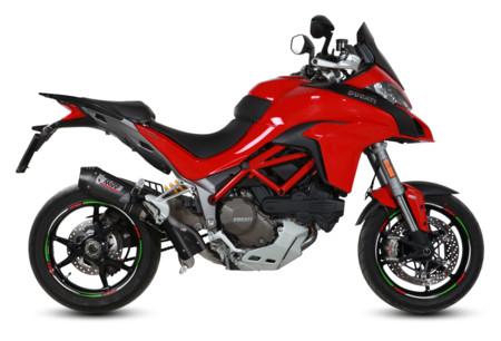MIVV pone la banda sonora a la Ducati Multistrada 1200