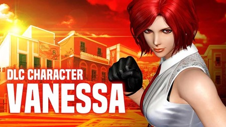 Una década después regresa Vanessa a The King of Fighters