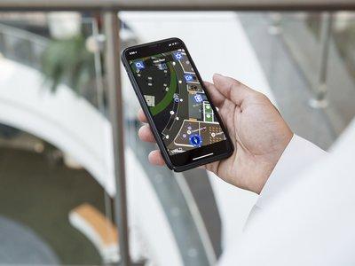 Cuando la iluminación conectada de tu universidad te localiza a través del móvil y te guía hasta clase