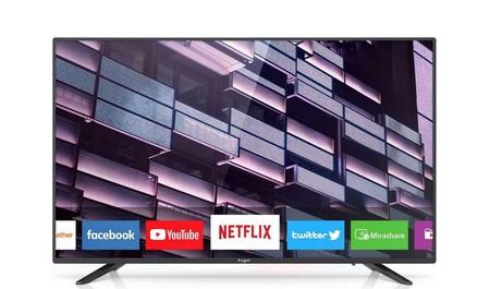 Smart TV FullHD de 40 pulgadas Engel, con Netflix, rebajadísima hoy en AliExpress Plaza con este cupón: en oferta por 193 euros