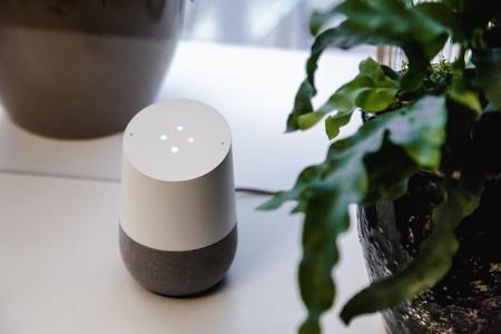 Google Home Hogar