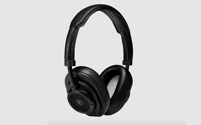 Los Master & Dynamic MW50 + son unos auriculares que se transforman en supraaurales con un sólo accesorio