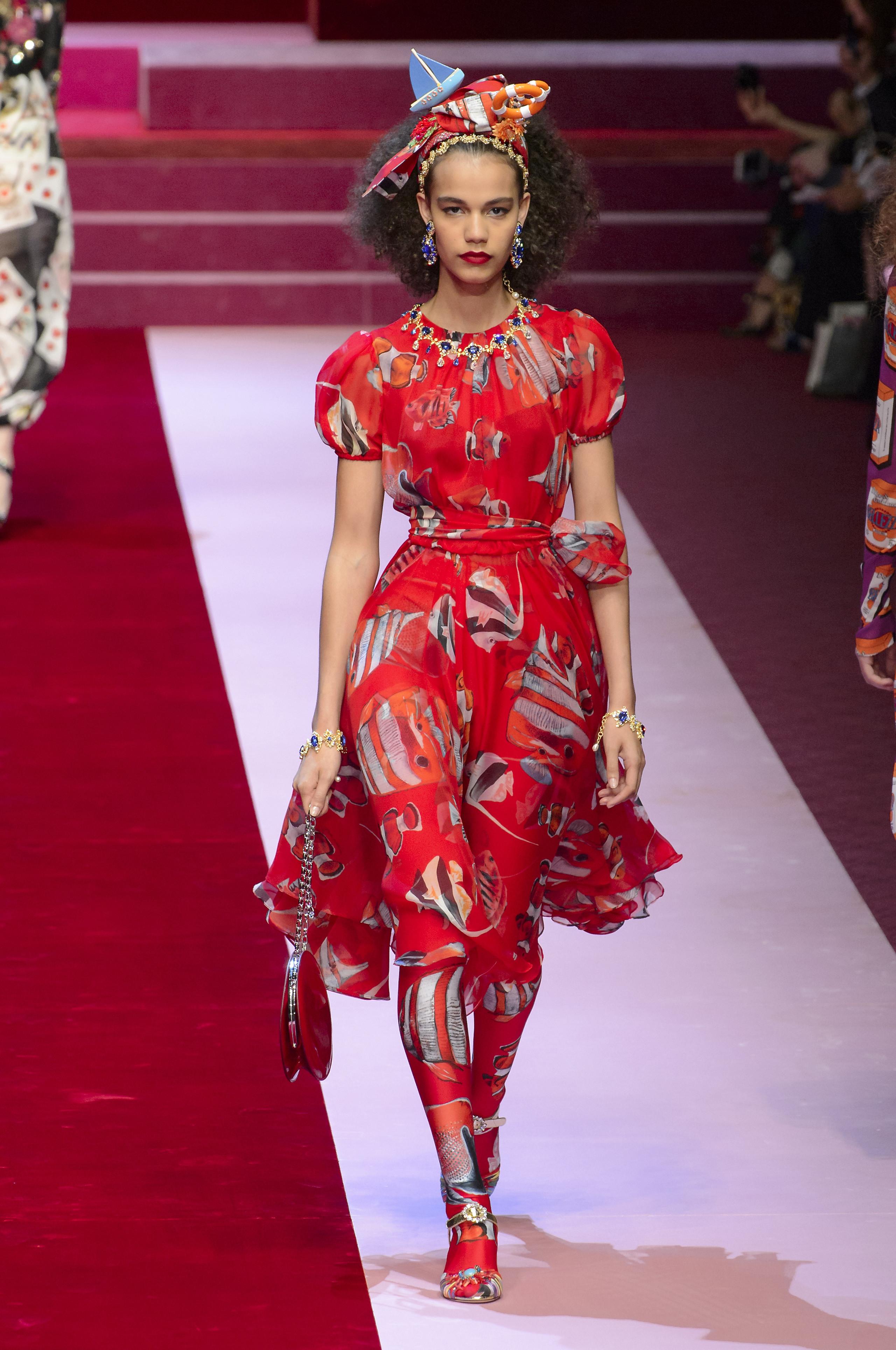 Foto de Dolce&Gabbana Primavera/Verano 2018 (34/106)