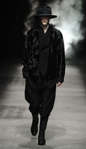 Total looks black Otoño-Invierno 2010/2011