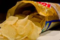 Las calorías y nutrientes de los snacks comerciales