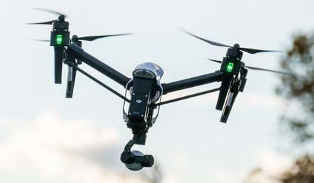 El dron que graba en 4K ya es una realidad