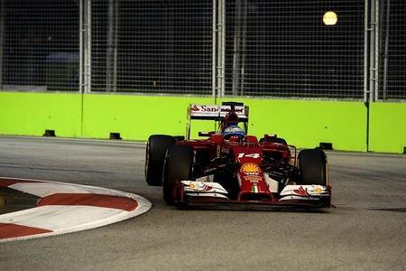 GP de Singapur: una de cal y una de arena (clasificación)
