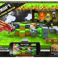 Fans de Minecraft: el estudio de animación en Stop motion a la venta en Amazon por sólo 28,66 euros