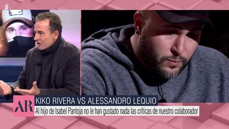 Kiko Rivera Alessandro Lequi