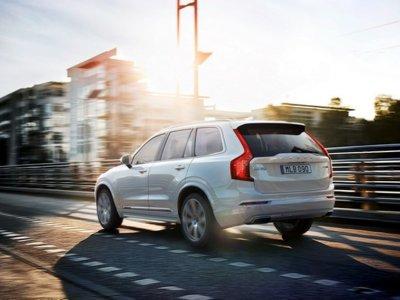 La demanda del Volvo XC90 T8 Plug-In Hybrid crece por encima de las expectativas de Volvo