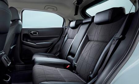 Honda HR-V Hybrid 2021 asientos