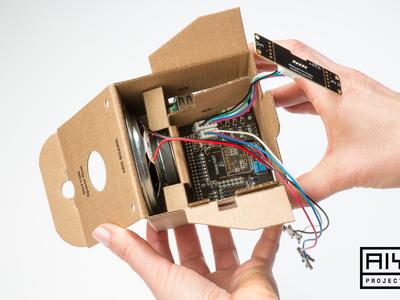 AIY Projects: Google te explica cómo hacer un altavoz inteligente con Android Things y Google Assistant
