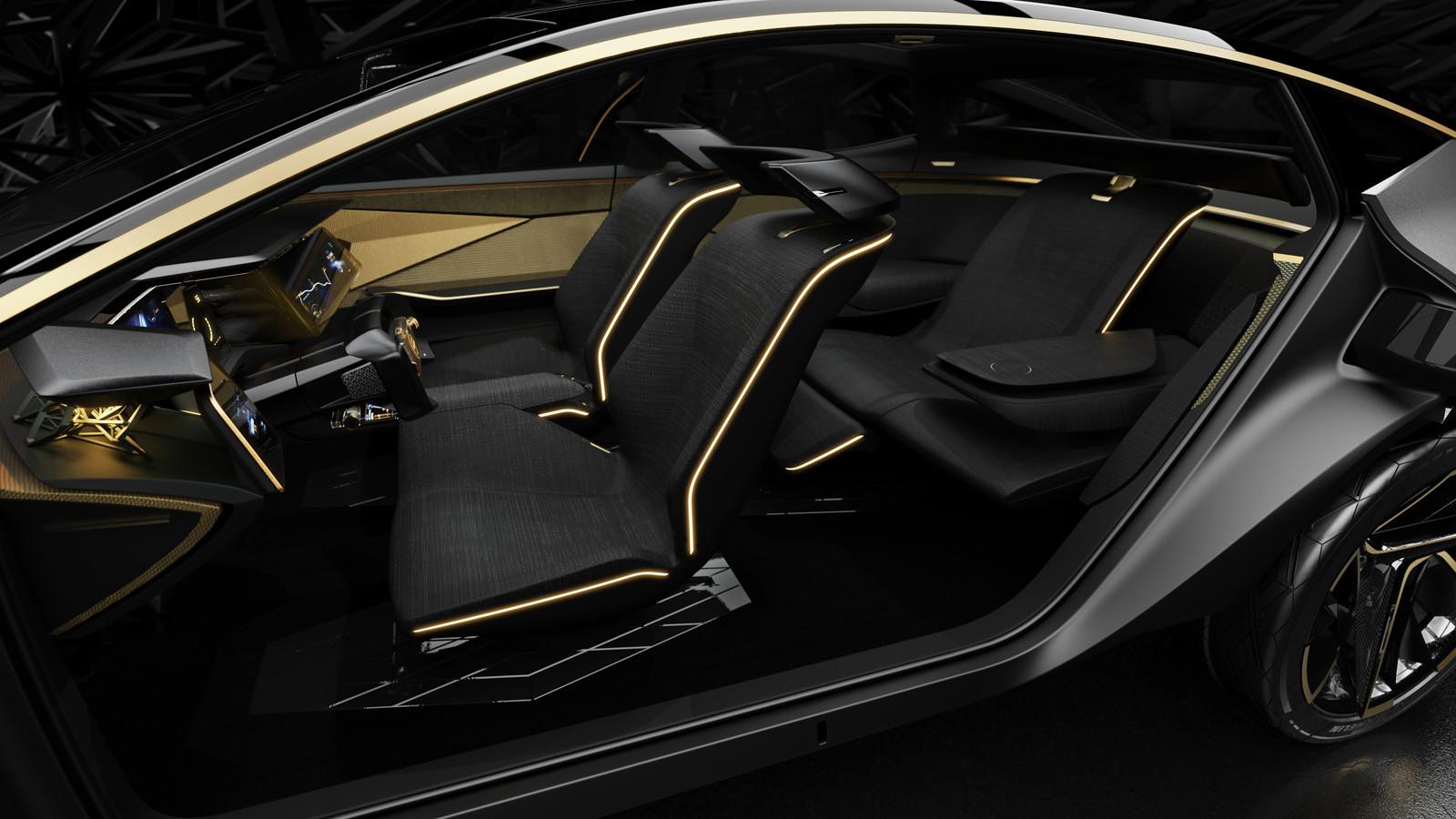 Foto de Nissan IMs EV Sports Sedan concept (22/31)